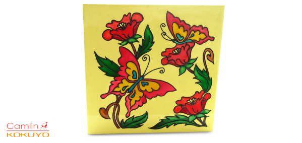 The Art Of Tile Painting