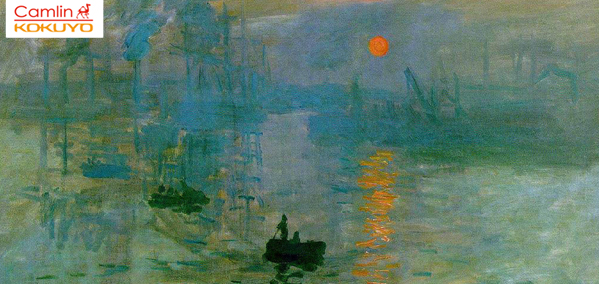 An analysis of impressionism an art period in painting