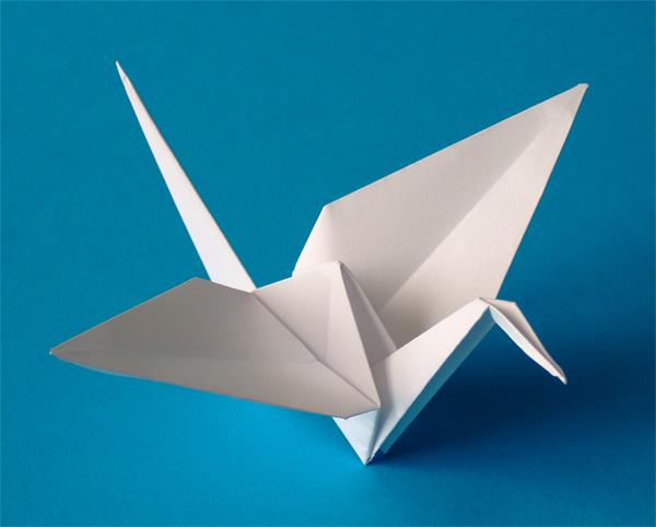 Image source - https://en.wikipedia.org/wiki/Origami
