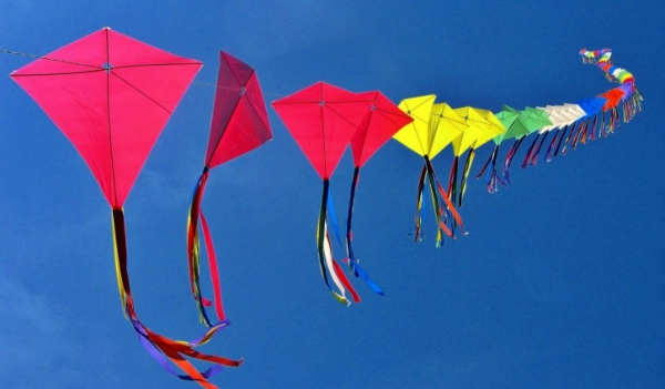 Kite Design Ideas For You And Your Kids This Makar Sankranti
