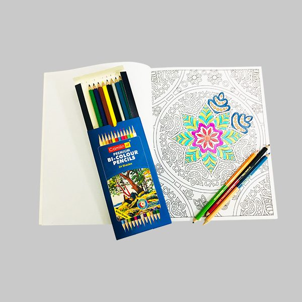 The Benefits Of Colouring Book For Adults