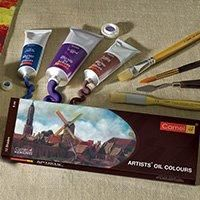 Artists Oil Colour