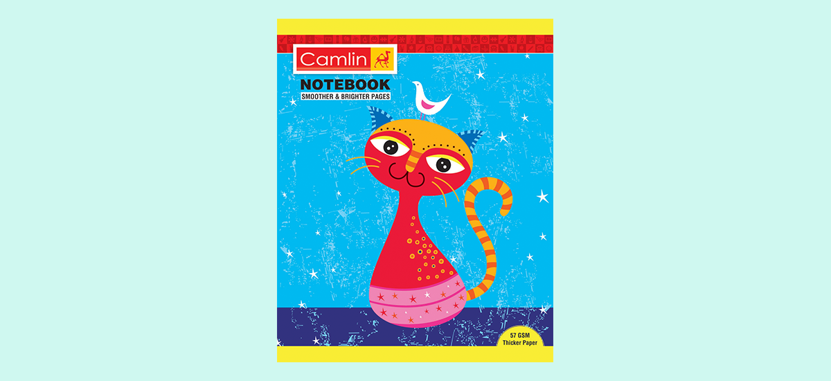 Camlin Notebooks