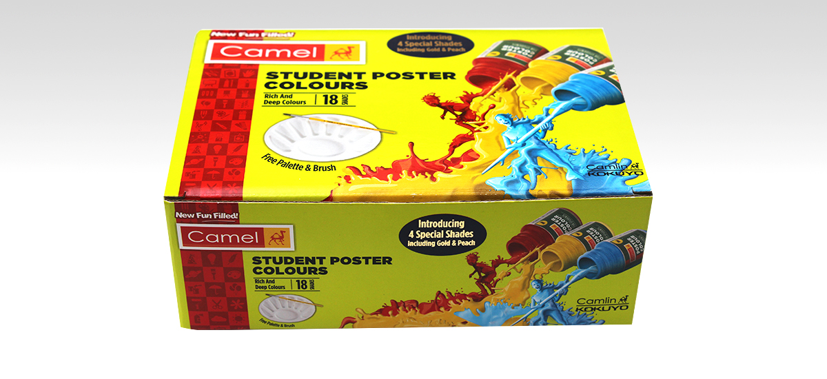 Student's Poster Colour