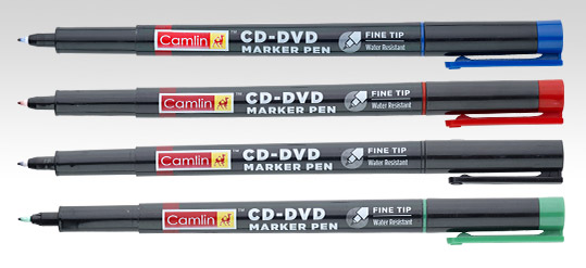 CD / DVD Markers