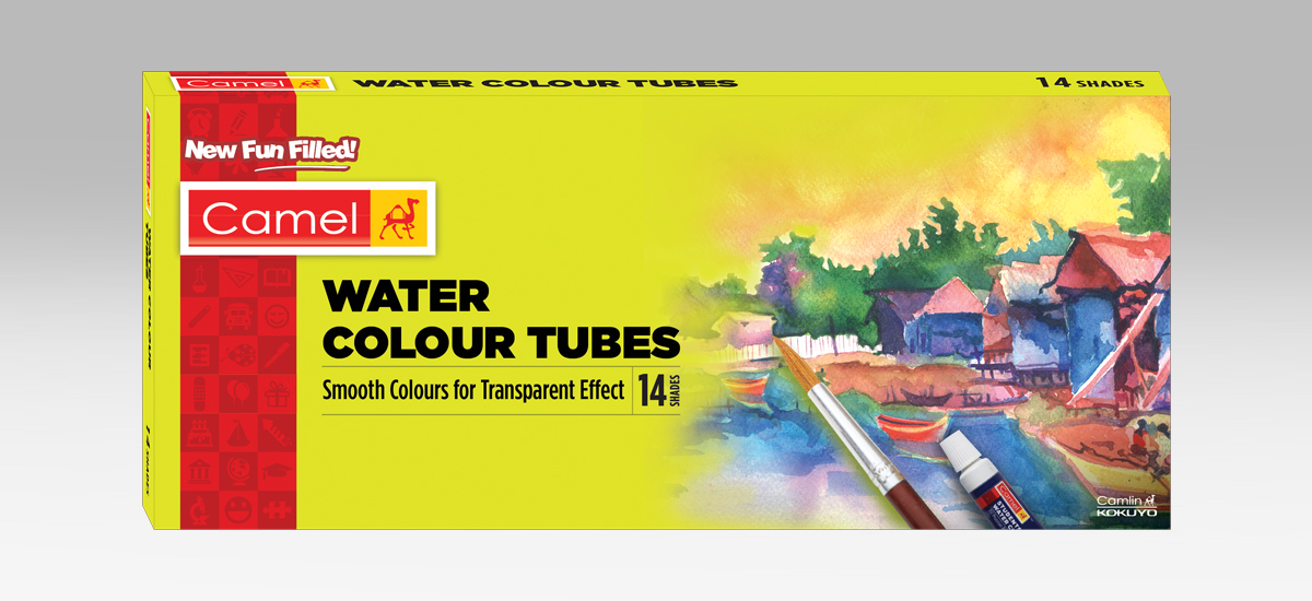 Students Water Colour Tubes (5ml)