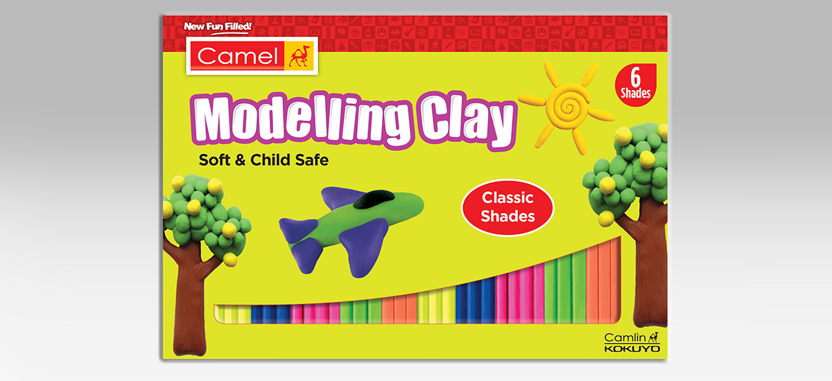 Camel Modelling Clay