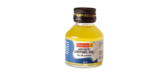 CAMEL ARTISTS' DRYING OIL 60ml