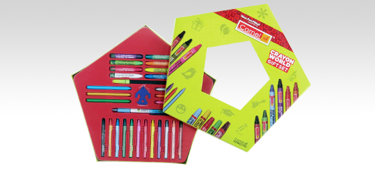Crayon World Gift Set